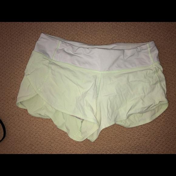 lululemon athletica Pants - Lululemon shorts